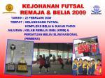kejohanan-futsal-remaja-belia-2009