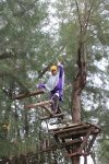high rope perempuan
